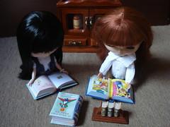 Amamos ler.