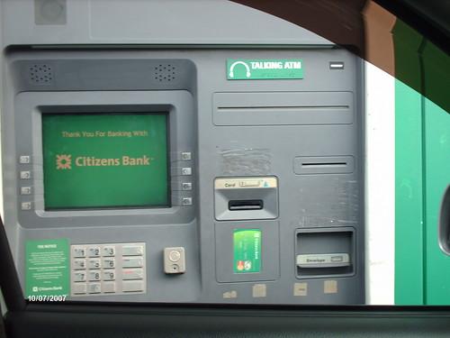 NY ATM Machine