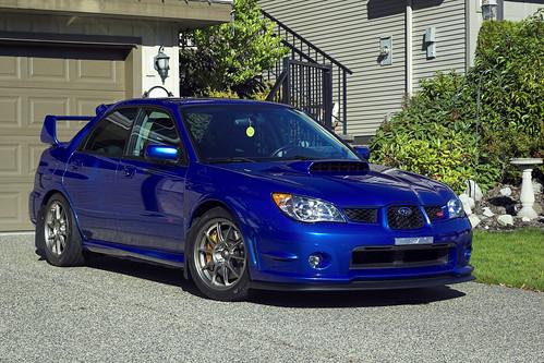 2006 Subaru Impreza WRX STI - a photo on Flickriver