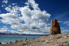 (divya babu) Tags: tibet namtsolake diamondclassphotographer flickrdiamond highestlakeintheworld