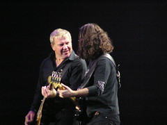 Rush (Alex & Geddy) (Tux_On) Tags: milan alex live forum neil lee rush geddy geddylee alexlifeson neilpeart peart lifeson datch datchforum