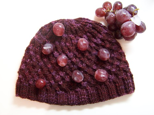 Frosted Grapes Hat