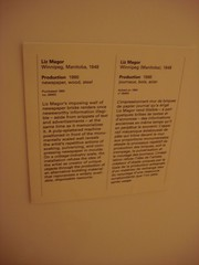 the national gallery... (part 91) (steveleenow) Tags: canada art artwork gallery ottawa nationalgallery artists production ksa nationalgalleryofcanada cfs lizmagor ottawaontario canadianfederationofstudents kwantlenstudentassociation 26thannualgeneralmeeting