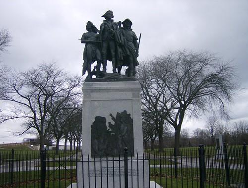 Fallen Timbers Battlefield Monument