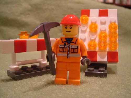 Lego Advent Calendar - Days 4-6