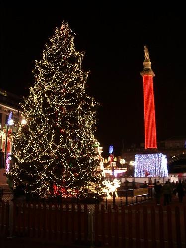 Scottie's Diary - Glasgow's Winterfest - Rampant Scotland Directory