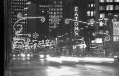 Christmas Lights - Portage 1976