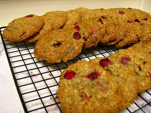 Oatmeal Cranberry Chocolate Chip