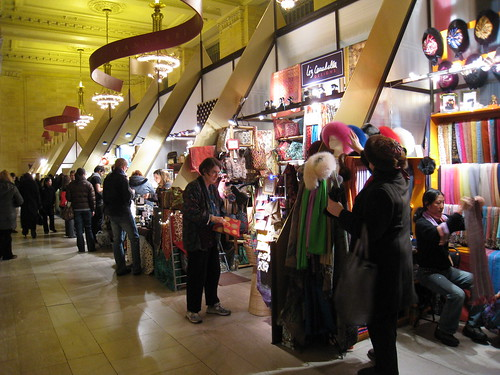 Holiday Market at Grand Central