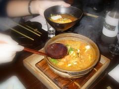 正宗韓式年糕海鮮泡菜鍋