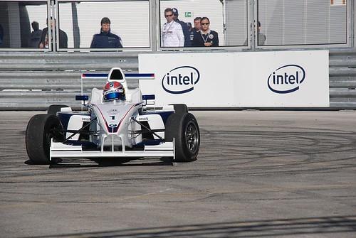 BMW Sauber F1 Car
