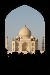 Enter Taj Mahal