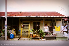 Sweet home (Rain.Forest) Tags: street rural canon asia village chinese oldhouse malaysia kualalumpur kepong newvillage jinjang 40d