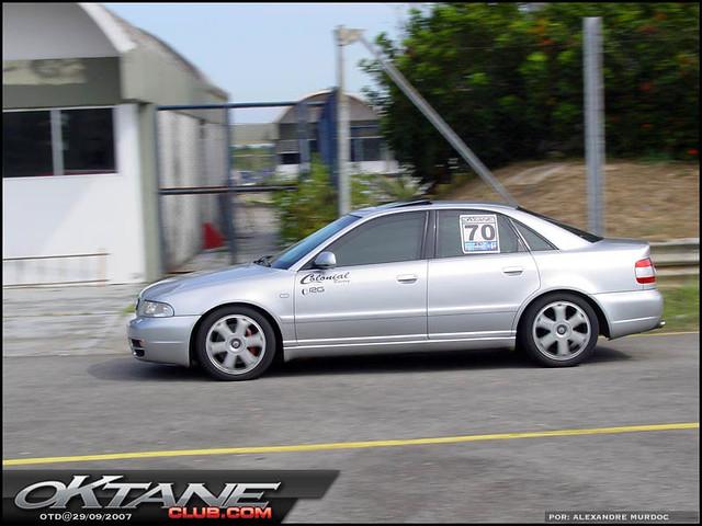 abril autódromo audi s4 2007 trackday oktane