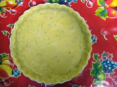 Pate Brisee Crust