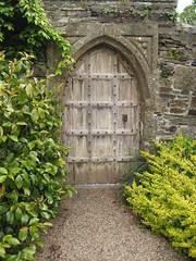 Lanhydrock-garden gate (AGA~mum) Tags: gate cornwall nt nationaltrust gardengates walledgardens lanhydrockhouse ntgreenplaces ukcotedazur2007 gradeilistedbuildingsioe