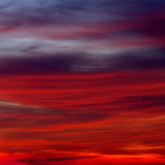 Red Sky (rab36) Tags: longexposure blue red sky colors clouds himmel wolken karlsruhe nachtaufnahme turmberg langebelichtung catchycolorsred platinumheartaward