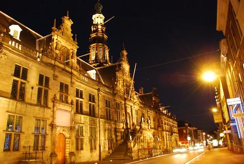 Leiden City hall