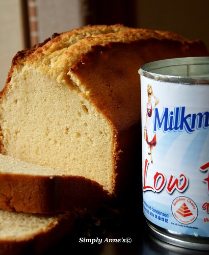Condensed Milk Pound Cake