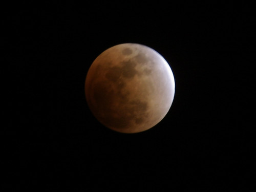 Full Lunar Eclipse