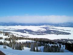 08ValleyView (Joe and Debbies Photos) Tags: winter mountain snow sports skiing anniversary joe resort idaho boise deborah snowshoeing tamarack givens