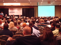 Visitors into Conversions Panel - SES NY