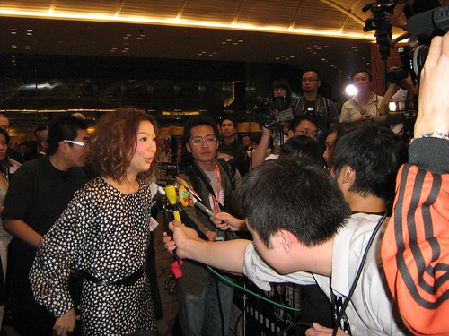 Sammi Cheng interviewed