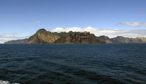 Robinson Crusoe Island Fades
