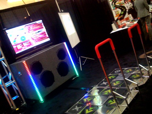 DDR at the Tech Show