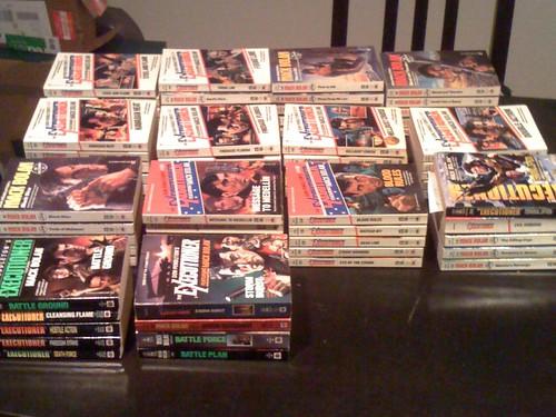 Mack Bolan Books