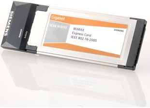 Siemens SE 68 WiMAX Express Card