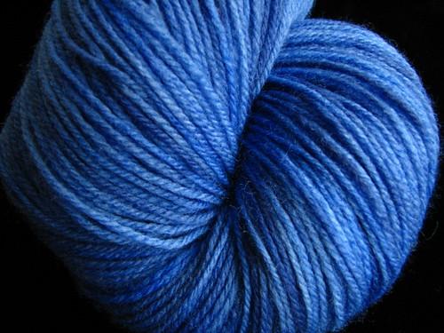 Sapphire Sock Yarn