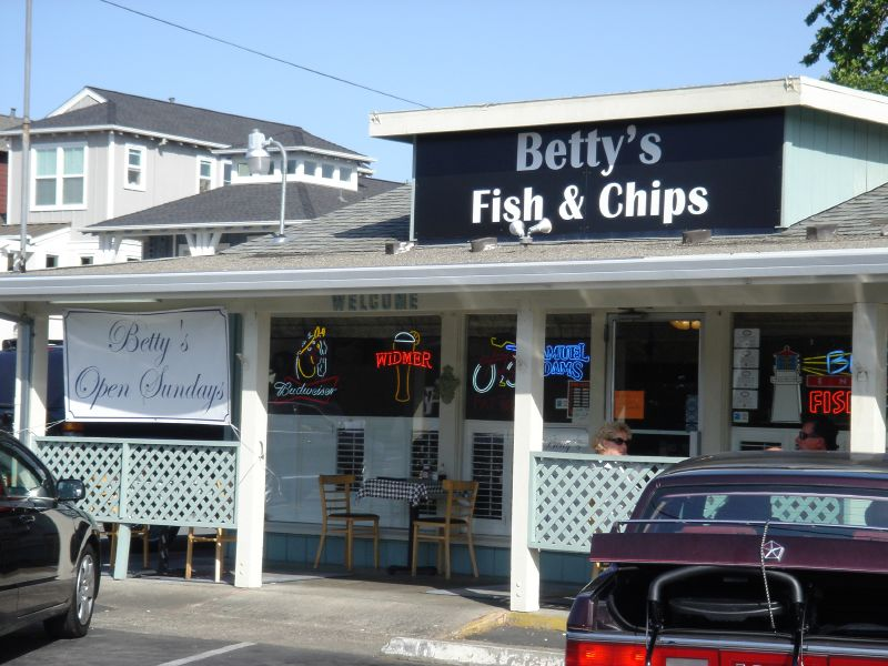 Betty's Fish & Chips