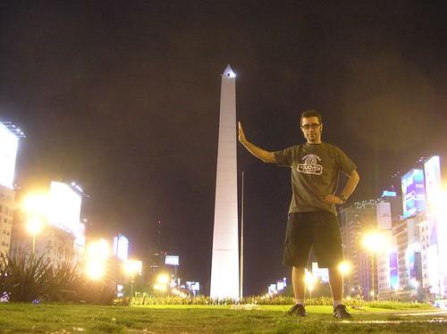Victor Obelisco Buenos Aires
