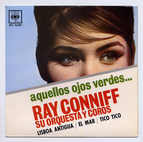 12-Ray Conniff su orquesta y coros-España-1962-frontal