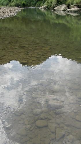77.基隆河的倒影