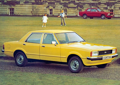 ford cortina 1977