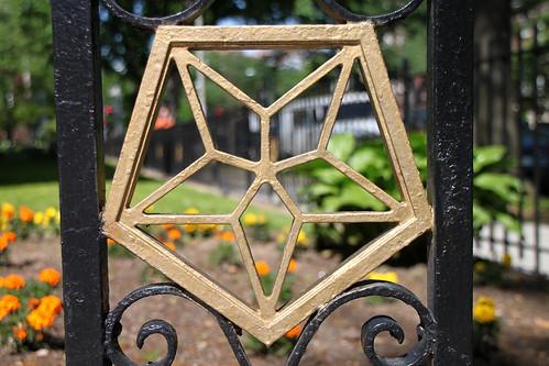 Eastern Star Symbol