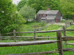 1830s New England Farm (RockN) Tags: history fun massachusetts newengland americanheritage bej vanagram olssturbridgevillage 1830srecreation