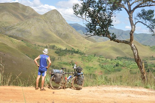 On the way to Bukavu