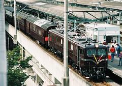 EF5861お召 Royal Train 桐生 (OOMYV) Tags: jre jr east ef5861 58 61 belgium royal train jreast 鉄道 train 鉄道