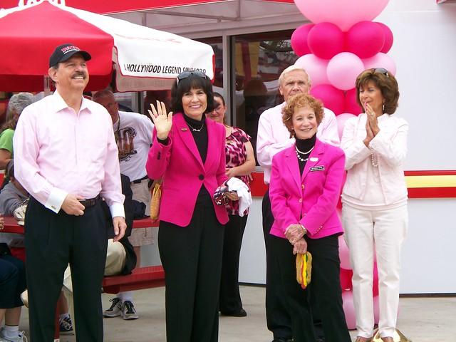 Cedar Point - Pink's Family
