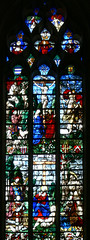 Roncherolles stained glass  - Engrand le Prince
