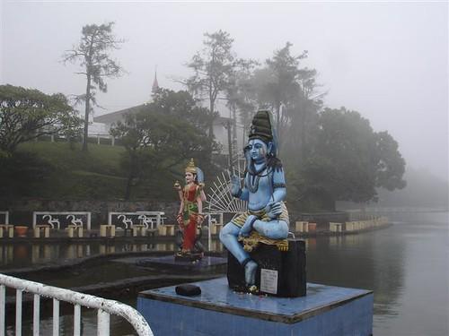Ganga Talao- Hindu temple in Mauritius