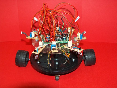 CAROLL : Cheap Autonomous Robot for On Line Learning
