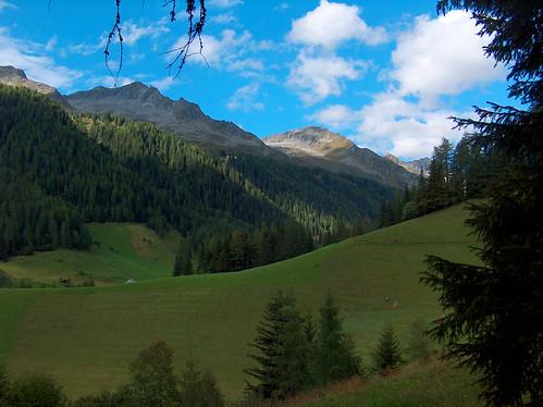 Scorcio Predau - Valle Aurina- Trentino Alto Adige- italia