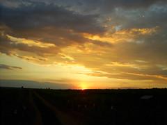 Por do sol Echaporã (nilgazzola) Tags: brasil de foto sp fotos ou com nil minhas tirada maquina echapora gazzola nilgazzola
