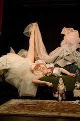 Fuchsia FoXXX (Chris Blakeley) Tags: seattle bellydancer burlesque jewelboxtheater drsketchys fuchsiafoxxx