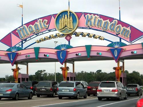 Magic Kingdom here we come...