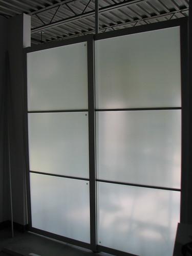 Stordal Doors As Room Divider Ikea Hack 597 Livemodern